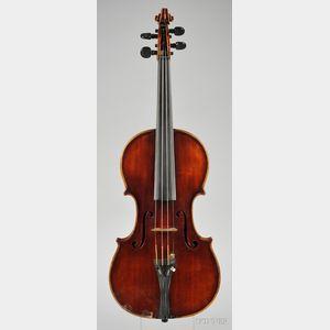 American Violin, Ladislav Kaplan, New York, 1901