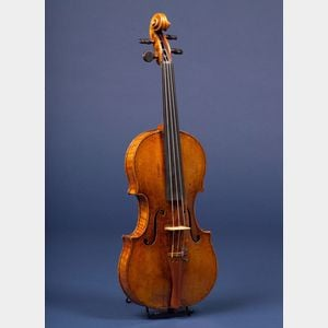 Sold for: $1,436,000 - Fine and Important Italian Violin, Antonio Stradivari, Cremona, c. 1720