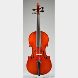 American Violin, Richard Henry Knopf, New York, 1905