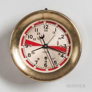 Chelsea Radio Room or GMT Deck Clock