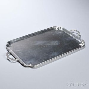Ensko Sterling Silver Tray