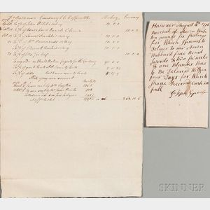 American Documents, Colonial and Revolutionary War Period, Four.