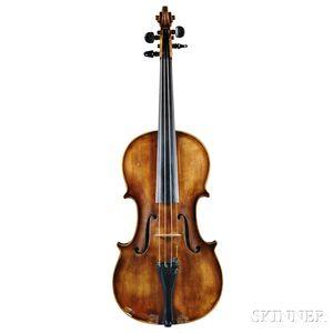 American Violin, John W. Shumway, 1905
