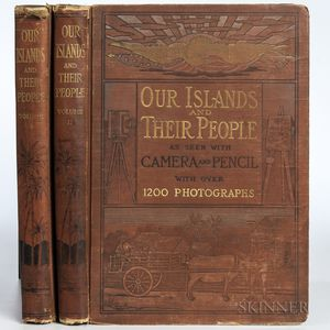 Our Islands and Their People as Seen with Camera and Pencil