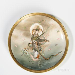 Kyoto Satsuma Plate