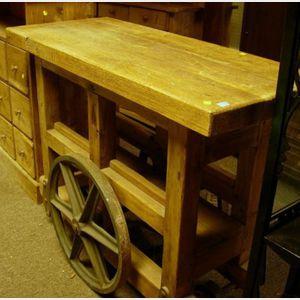 British Utility Cart/Table.