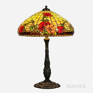 Wilkinson Leaded Glass Shade Table Lamp