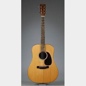 American Guitar, C.F. Martin & Company, Nazareth, 1939, Model D-18