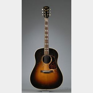 American Guitar, Gibson Incorporated, Kalamazoo, 1942, Model Southerner Jumbo