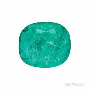 Unmounted Emerald