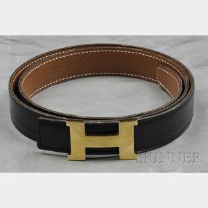 Leather Belt, Hermes