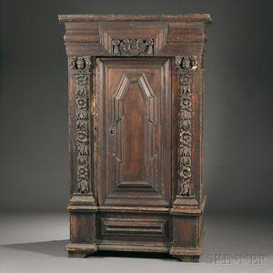 Renaissance-style Pine Cupboard