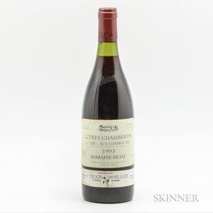 Dujac Gevrey Chambertin Aux Combottes 1993, 1 bottle