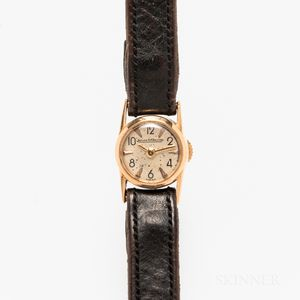 Jaeger-LeCoultre 14kt Gold Lady's Wristwatch
