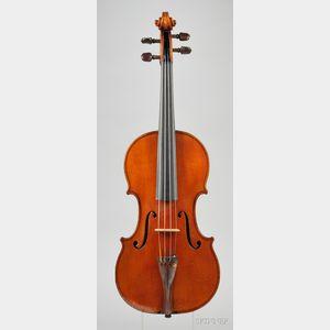 Czech Violin, Mathias Heineke, Wildstein (Eger), 1930