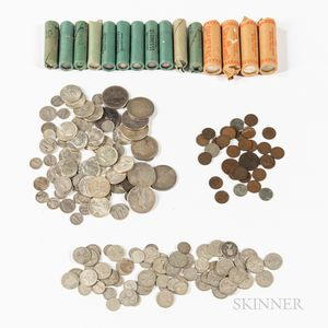 Large Group of 90% Silver U.S. Coins