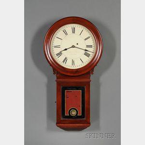 E. Howard and Company No. 70 Regulator Wall Clock