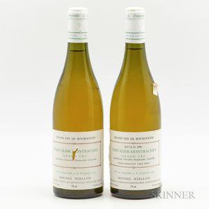 Michel Niellon Chevalier Montrachet 1990, 2 bottles