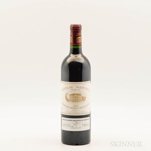 Chateau Margaux 2000, 1 bottle