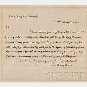 Adams, John Quincy (1767-1848)