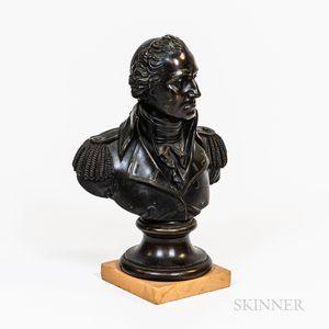 Bronze Bust of Washington