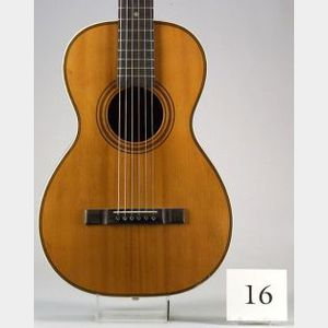 American Guitar, Larson Brothers, Chicago, 1928, Maurer Model A