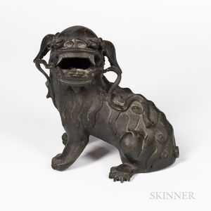 Bronze Foo Dog