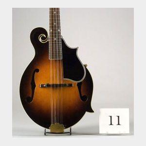 American Mandolin, Gibson Inc., Kalamazoo, 1951, Model  F-12