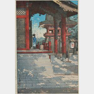 Woodblock Print