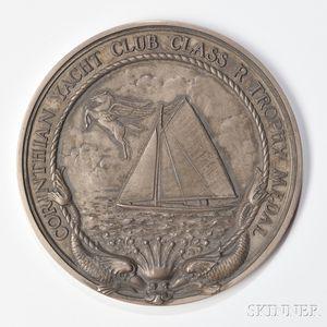 Reed & Barton Sterling Silver Corinthian Yacht Club Medal