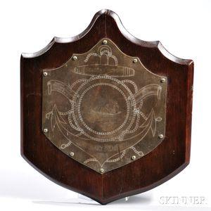 Copper Nelson's Victory Centenary Memento