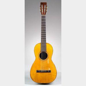American Guitar, C. F. Martin & Company, Nazareth, c. 1860, Style 24