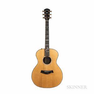 Taylor 914E Acoustic Electric Guitar, 2014