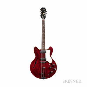 Epiphone Riviera E360TD Electric Guitar, c. 1968