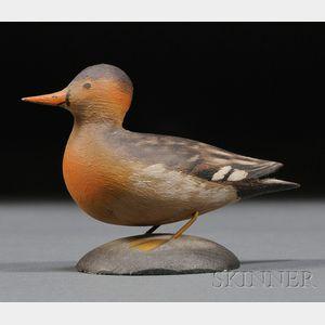 Miniature Duck Figure