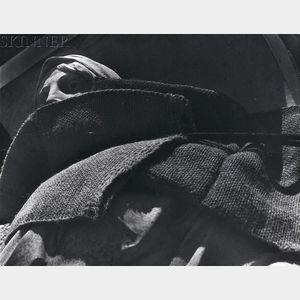 Manuel Alvarez Bravo (Mexican, 1902-2002)      La De Bellas Artes (She of the Fine Arts)