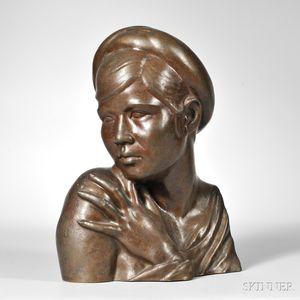 Tran Ngoc Quyen, Bust of a Tonkin Woman