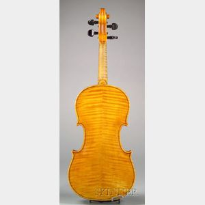 Modern Hungarian Violin, Johannes Toth, 1927