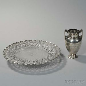 Tiffany & Co. Sterling Silver Tazza