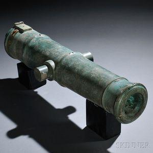 English Cannon Tube
