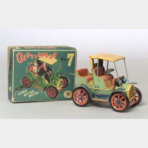 "Modern Toys ""Oldtimers No. 7"" Tin Saloon"