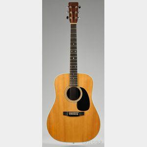 American Guitar, C.F. Martin & Company, Nazareth, 1979, Style D-28