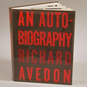 Avedon, Richard (1923-2004) An Autobiography