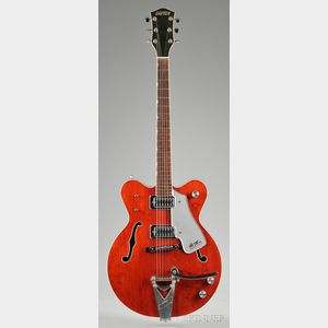 American Electric Guitar, Gretsch Company, c. 1972, Model Chet Atkins Nashville 7660