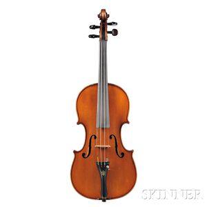 Modern French Violin, Ch. J.B. Collin-Mezin, Paris, 1903