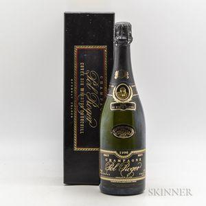 Pol Roger Sir Winston Churchill 1990, 1 bottle (ogb)