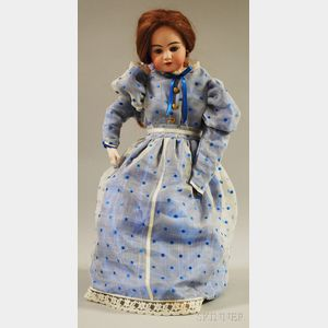Large Simon Halbig 1009 Doll