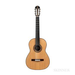 Classical Guitar, Eric Monrad, 2005