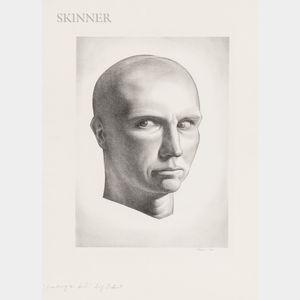Rockwell Kent (American, 1882-1971)      Self-portrait