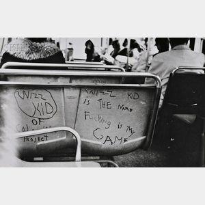 Louis Faurer (American, 1916-2001)      New York